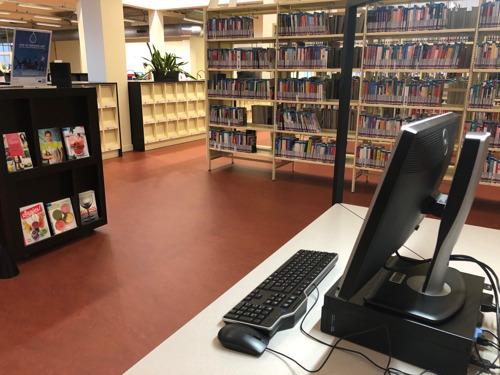 Gloednieuw bibsysteem voor de Bib Leuven