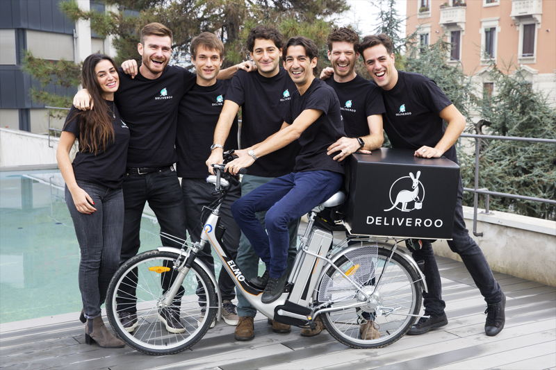 Deliveroo Team Italia