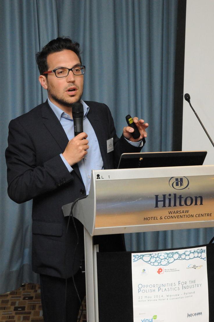 Antonino Furfari, Advocacy Manager - Plastics Recyclers Europe