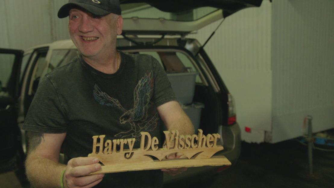 Harry De Visscher maakt zijn intrede in The Sky is the Limit