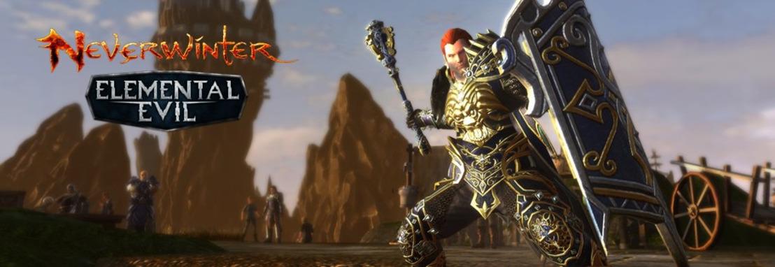 Зло приходит в Фаэрун! Новое масштабное дополнение Neverwinter «Ярость стихий»
