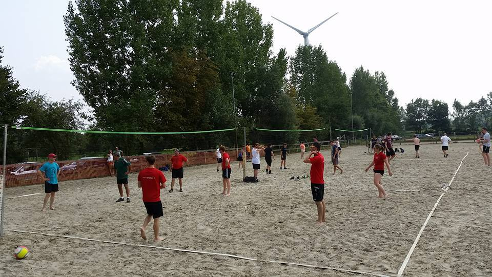 Volleybal JONGCD&V Zele