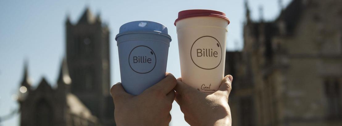 Billie Cup biedt hip alternatief voor wegwerpbeker