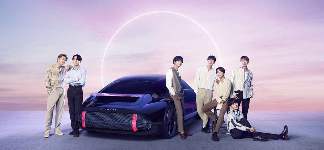 Neues Video von BTS erschienen für Hyundais neues Elektro-Modell IONIQ