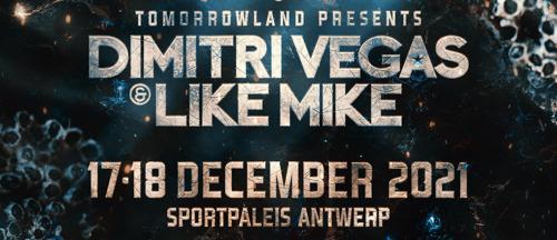 Tomorrowland presents: Dimitri Vegas & Like Mike