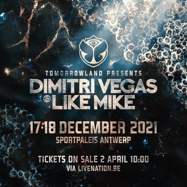 Preview: Tomorrowland presents: Dimitri Vegas & Like Mike