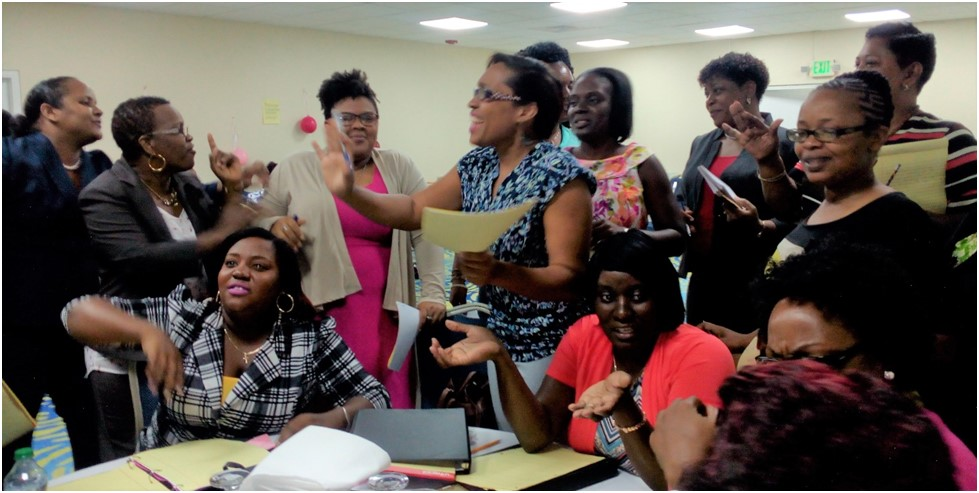 OECS/USAID Early Learners Workshop in Grenada in June 2017