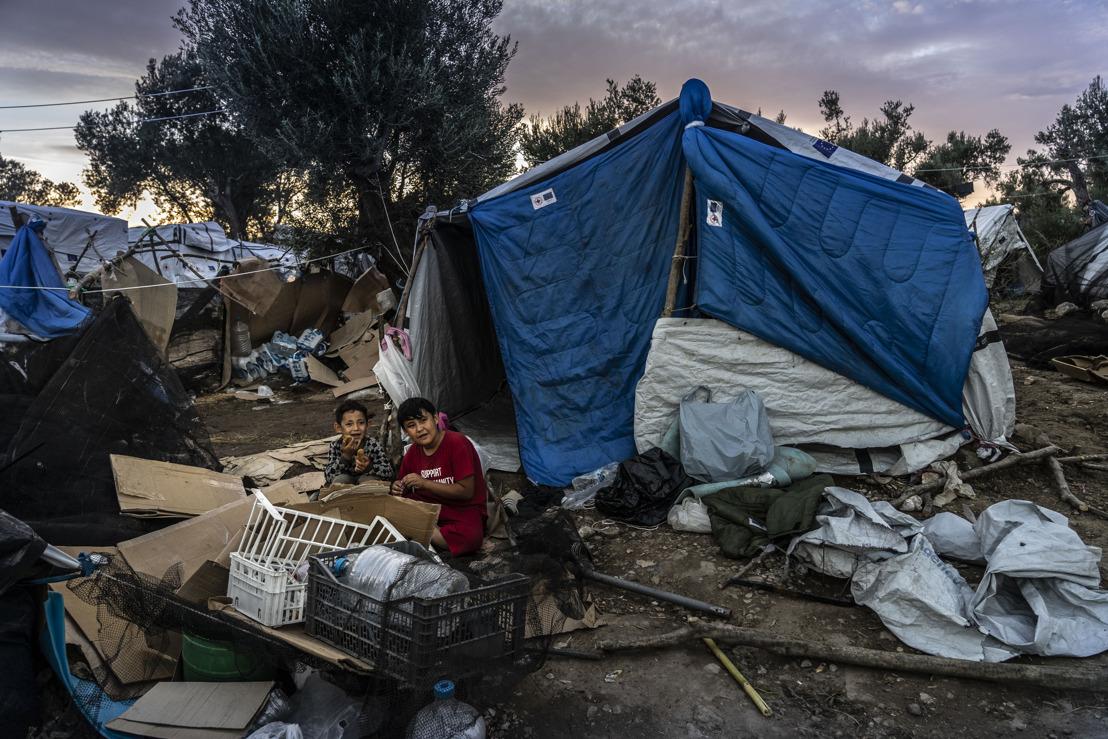 Greece Denies Healthcare to Severely Sick Refugee Children in Lesvos