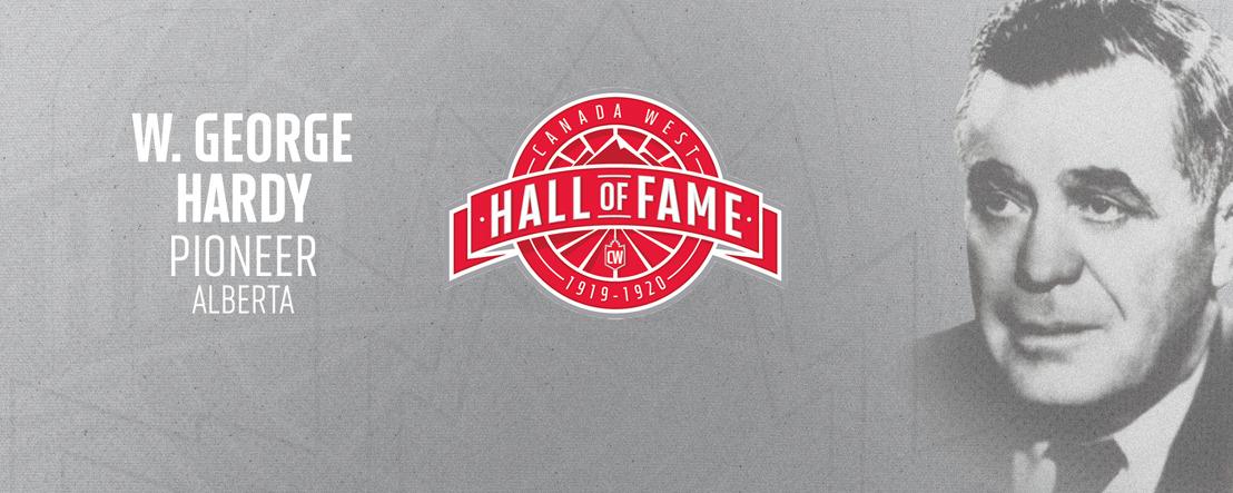 Academic and athletic pioneer Hardy honoured