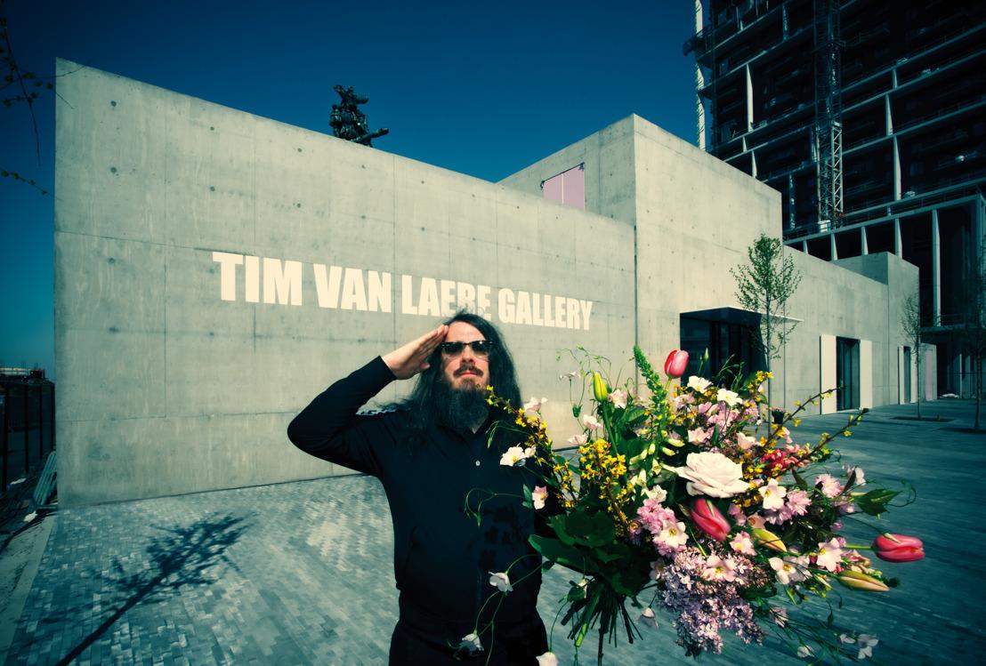 Jonathan Meese fête son 50e anniversaire par une exposition solo à la Galerie Tim Van Laere