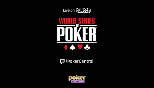 Poker Live: Twitch überträgt in Partnerschaft mit Poker Central die World Series of Poker