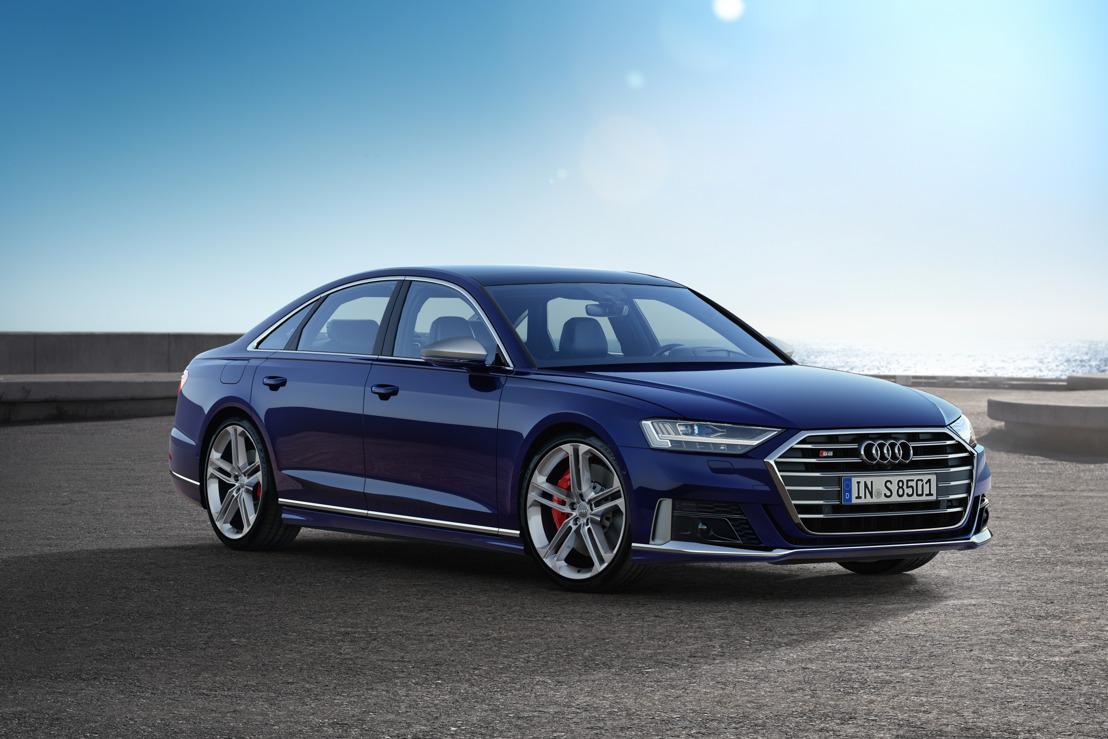 La nouvelle Audi S8 : des performances exceptionnelles dans la classe Premium