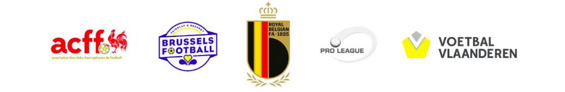 BREAKING NEWS - Alle jeugd- en amateurwedstrijden (ook futsal en minivoetbal) worden afgelast, wedstrijden van de Pro League achter gesloten deuren, bekerfinale uitgesteld.
