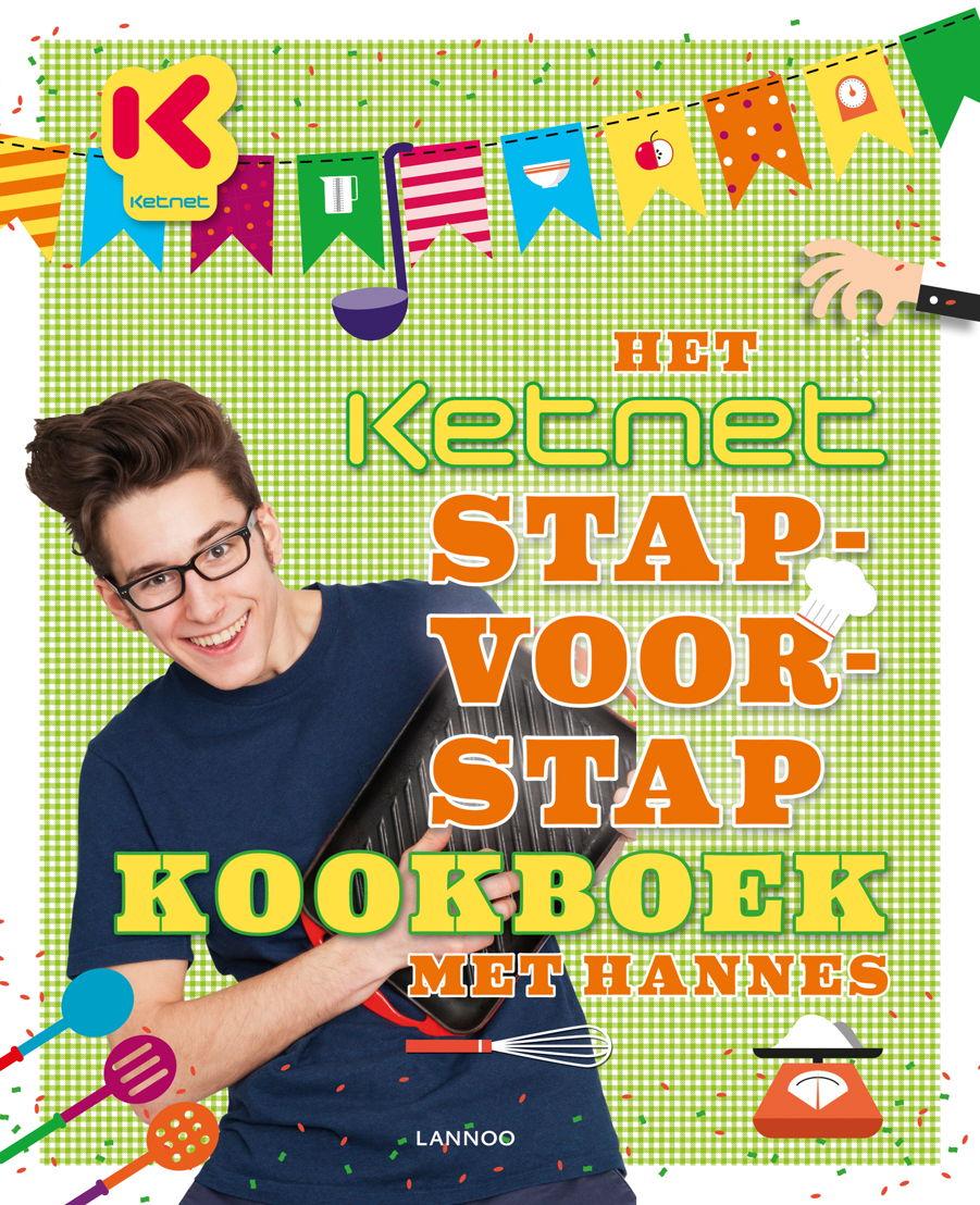 Het stap-voor-stap kookboek met Hannes- (c) Lannoo