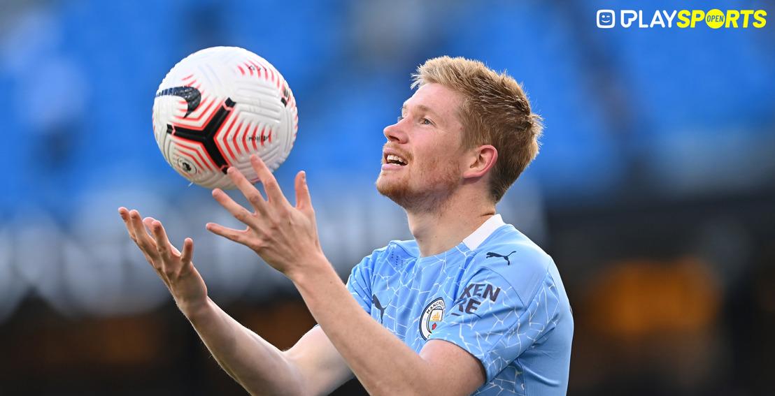 Play Sports Open trapt af om 18u met openingstalkshow en twee Premier League-matchen