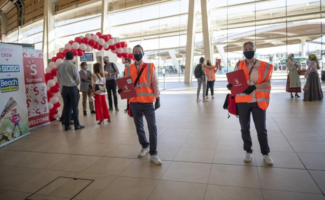 Sunweb Group hervat vliegvakanties naar Griekenland en Spanje vanaf vandaag