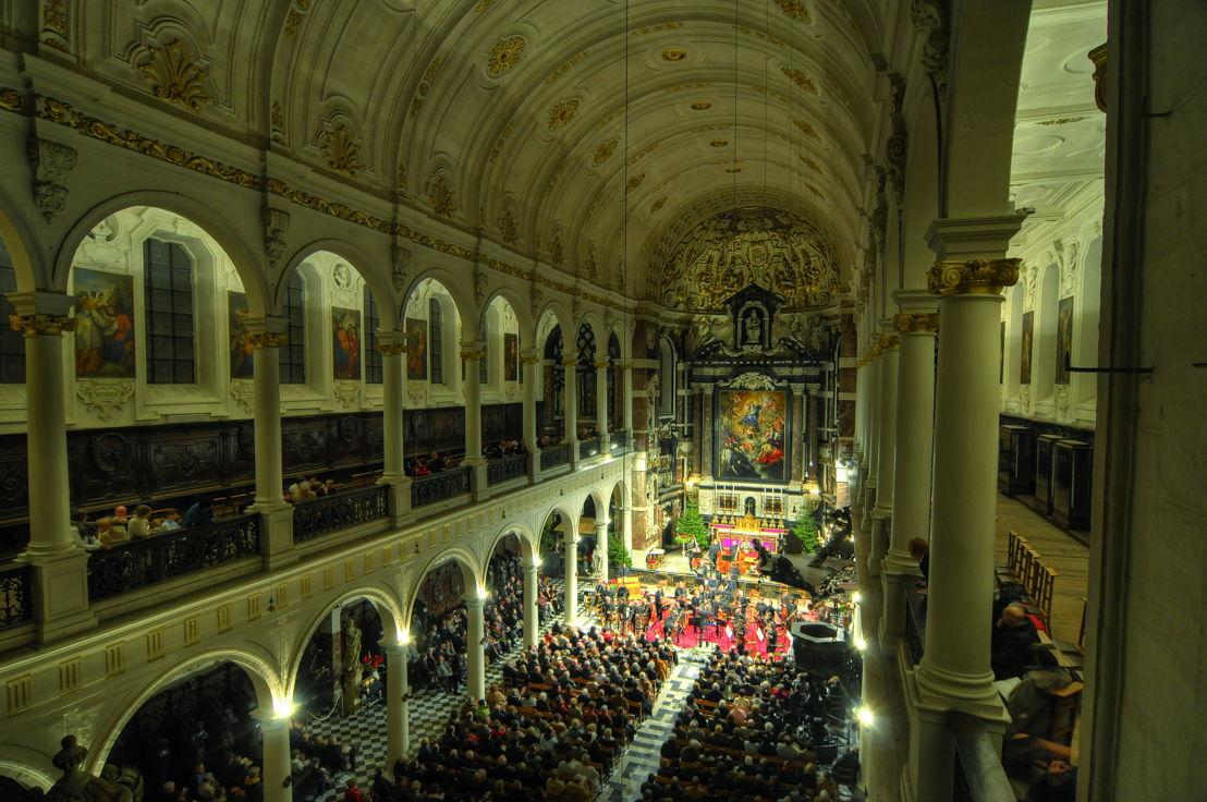 Antwerp Symphony Orchestra, kerstconcert (c) Edwin Thys