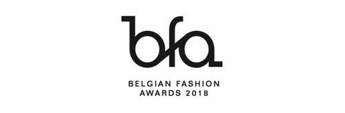 persinfo: Uitreiking van de Belgian Fashion Awards 2018!