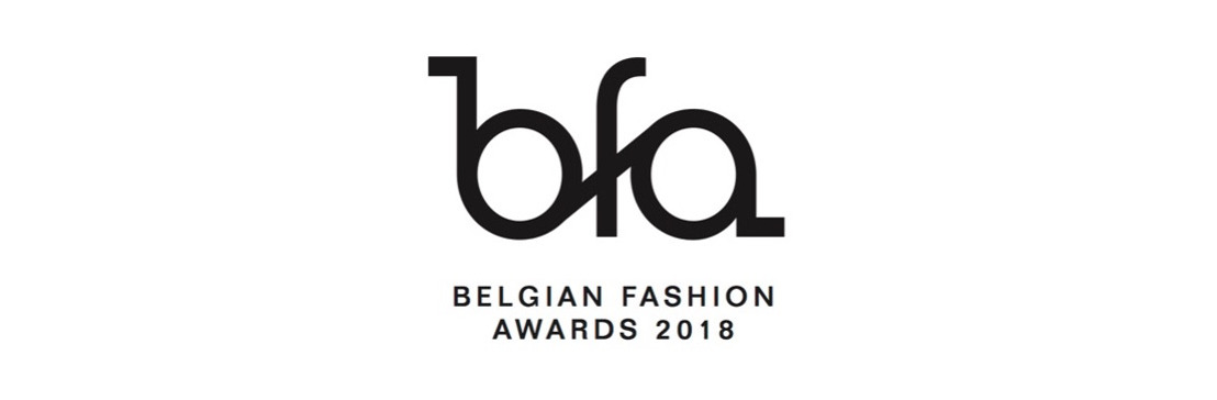 persinfo: Uitreiking van de Belgian Fashion Awards 2018!