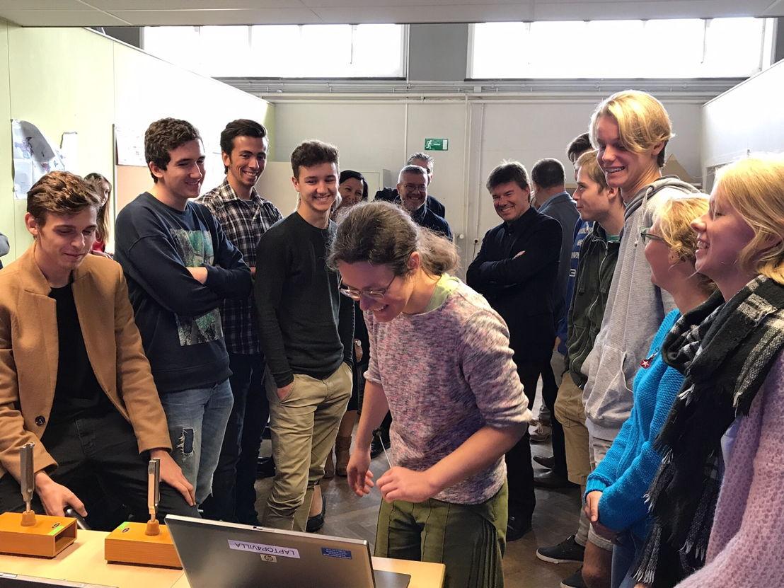 Workshop muziek en fysika