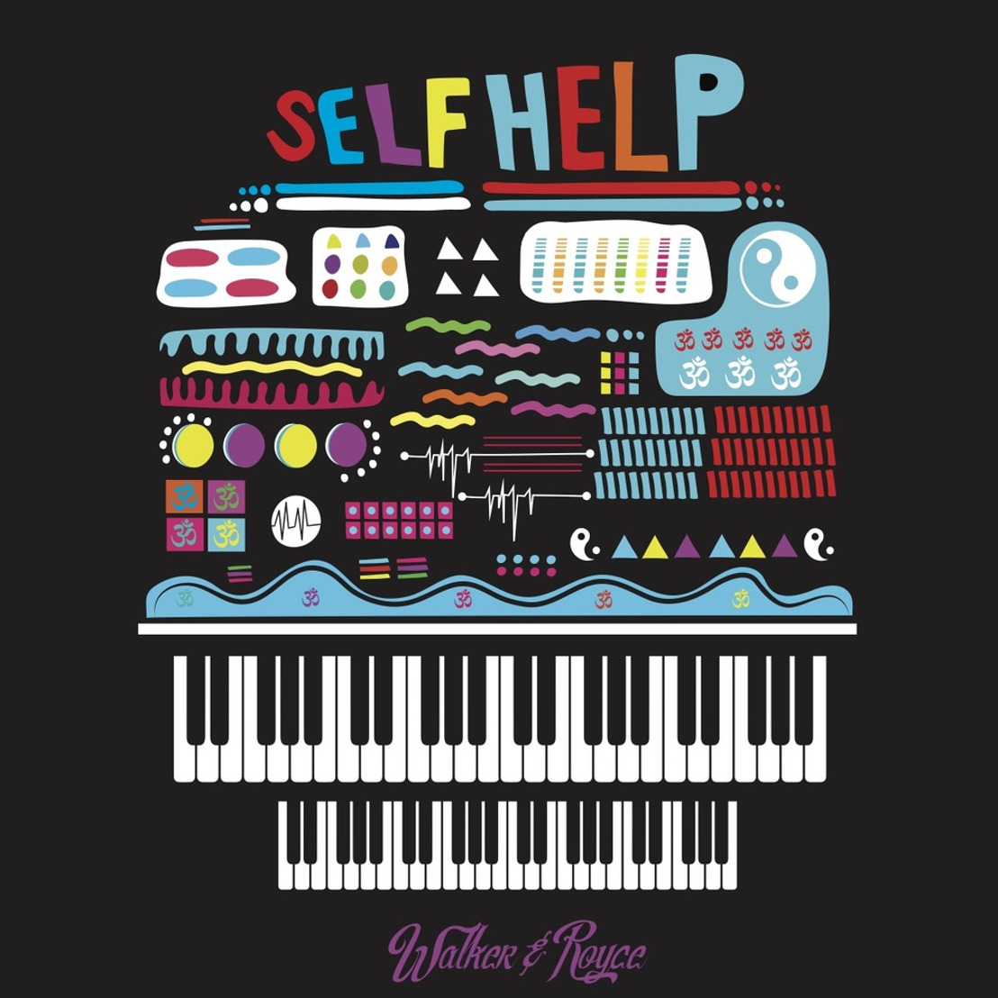 DIRTYBIRD: Walker & Royce's Self Help Album OUT NOW!