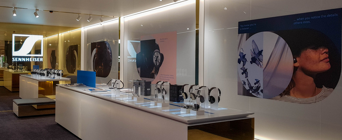 EXPERIENCE THE FUTURE OF AUDIO: SENNHEISER OPENS NEW FLAGSHIP STORE IN SYDNEY