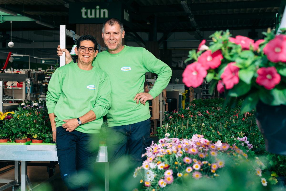 Paul en Ria Geenen - © ILLIAS TEIRLINCK