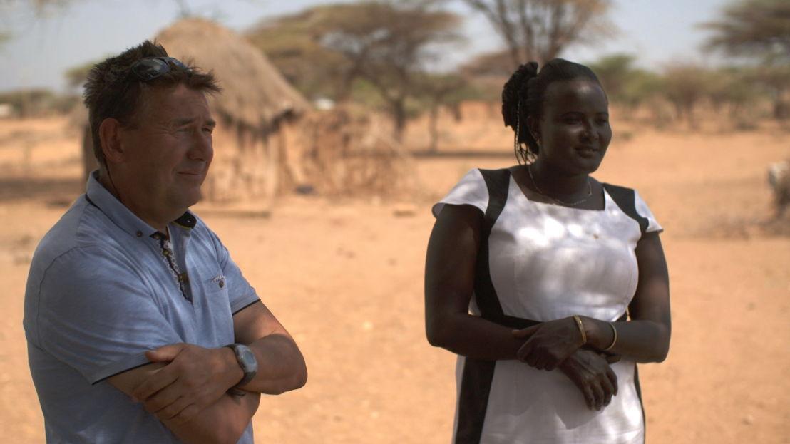 Kleine helden - Kenia:  Josephine Ekiru - (c) Filip Huygens
