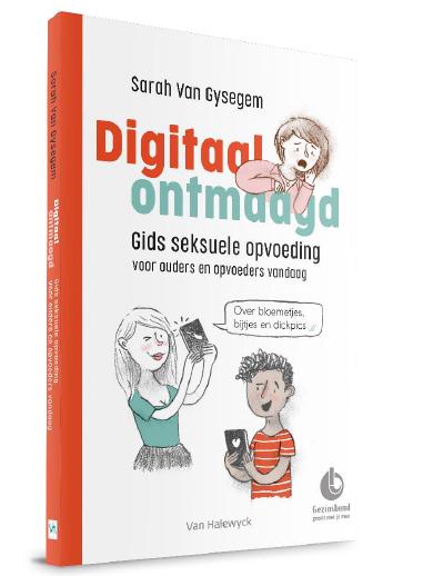 """Nieuw boek """"Digitaal ontmaagd"""" verschijnt op 24 november"""