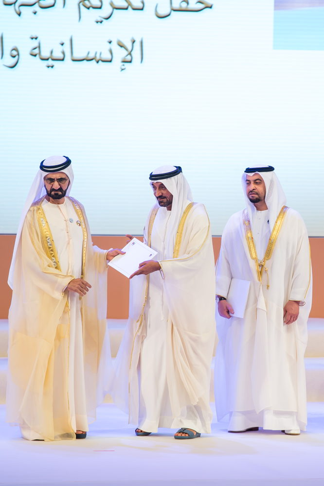 Preview: Emirates Airline Foundation recognised for its global humanitarian efforts