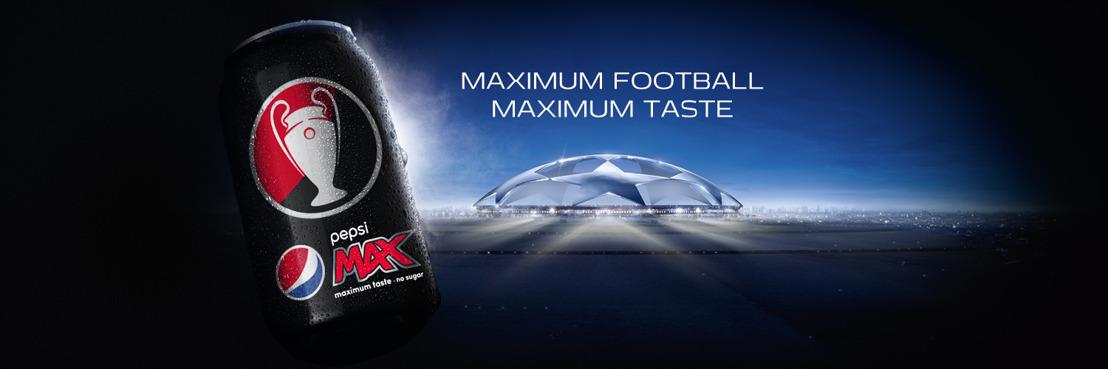 l'Équipe de Football Pepsi MAX® 2016 introduit la carte bleue dans le jeu mondial du football