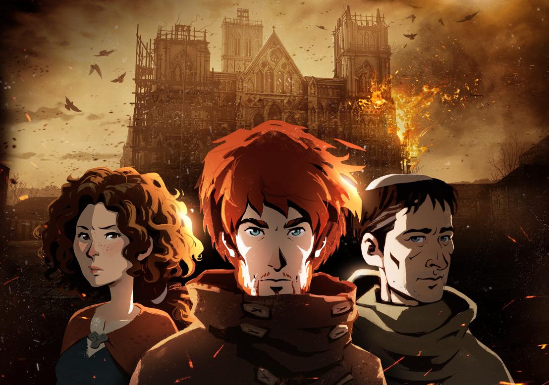 """Daedalics neues Spiel """"Die Säulen der Erde"""" erscheint heute für PC, PS4 und Xbox One"""