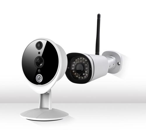 Bewakingscamera voor optimale woningbeveiliging