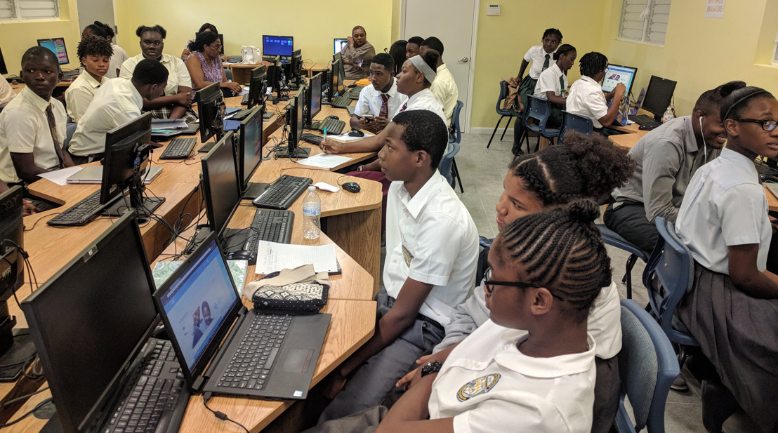 Embracing E-Learning: OECS Commission and CXC continue collaboration using new Educational Technology