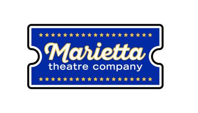 Marietta Theatre Company press room Logo
