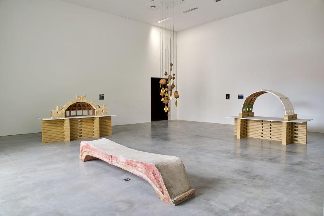 &#039;Aurélien Froment. Double Tales&#039; at M-Museum Leuven<br/>Photo (c) Dirk Pauwels