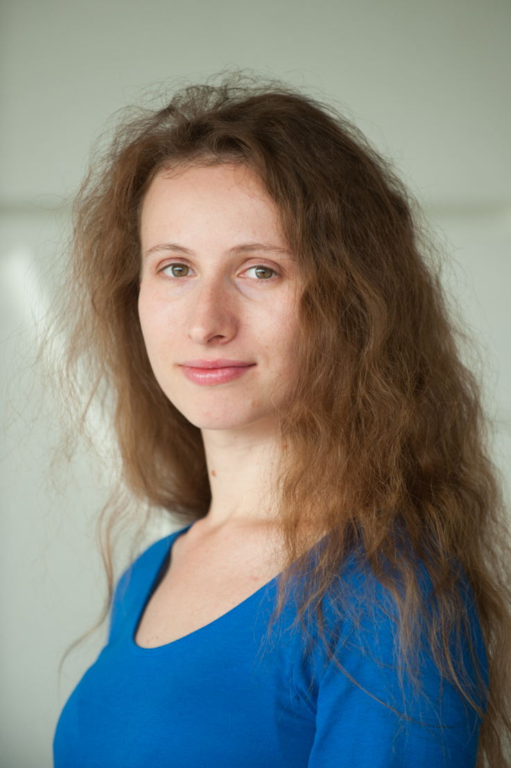 Anna Korsun_Winner Gaudeamus Prize 2014 © Anna van Kooij