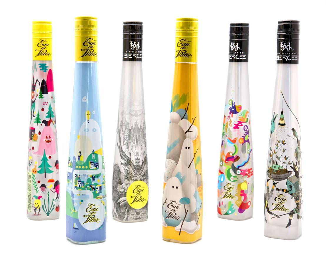 6 bouteilles de 20cl: 42€