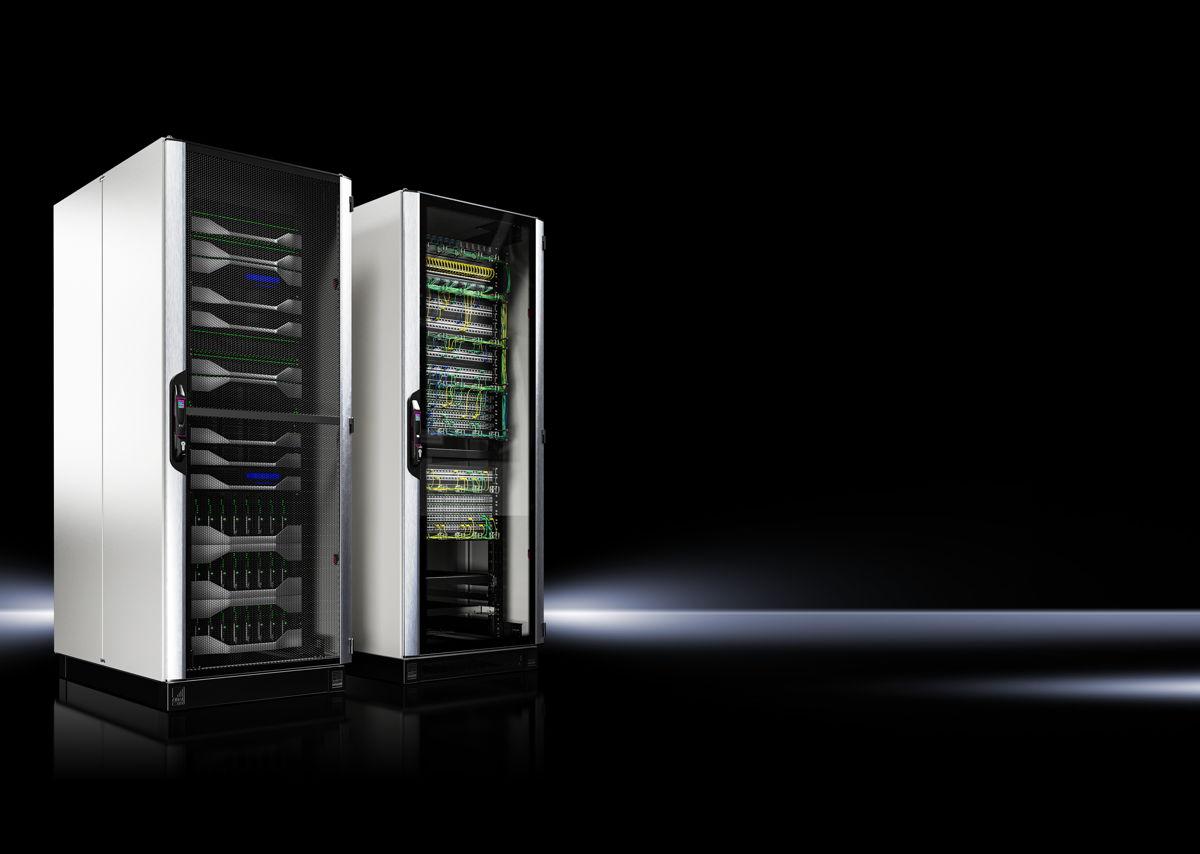 VX IT, de nieuwe generatie IT-racks van Rittal