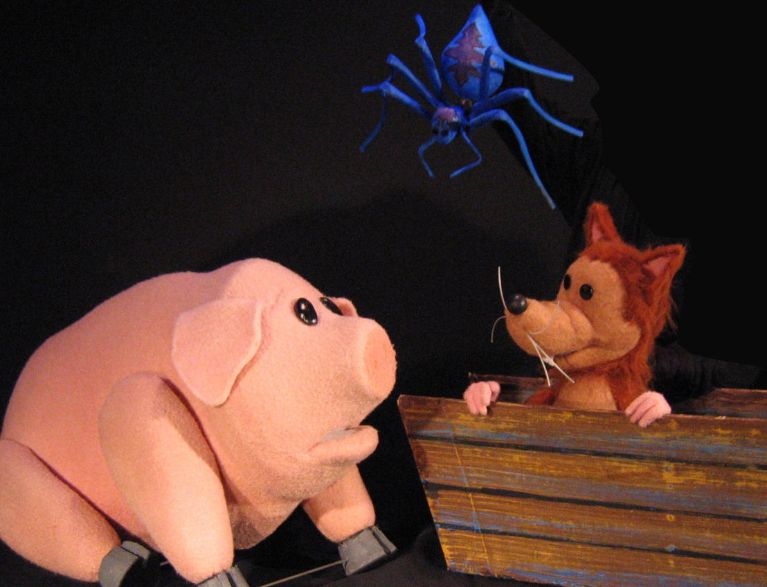 Charlotte's Web (Photo by Rod Reilly)