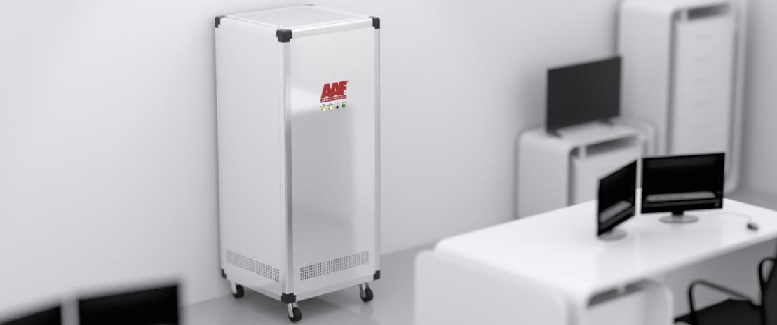 Nouveau purificateur d'air pour usage commercial Daikin AstroPure pour un air intérieur pur