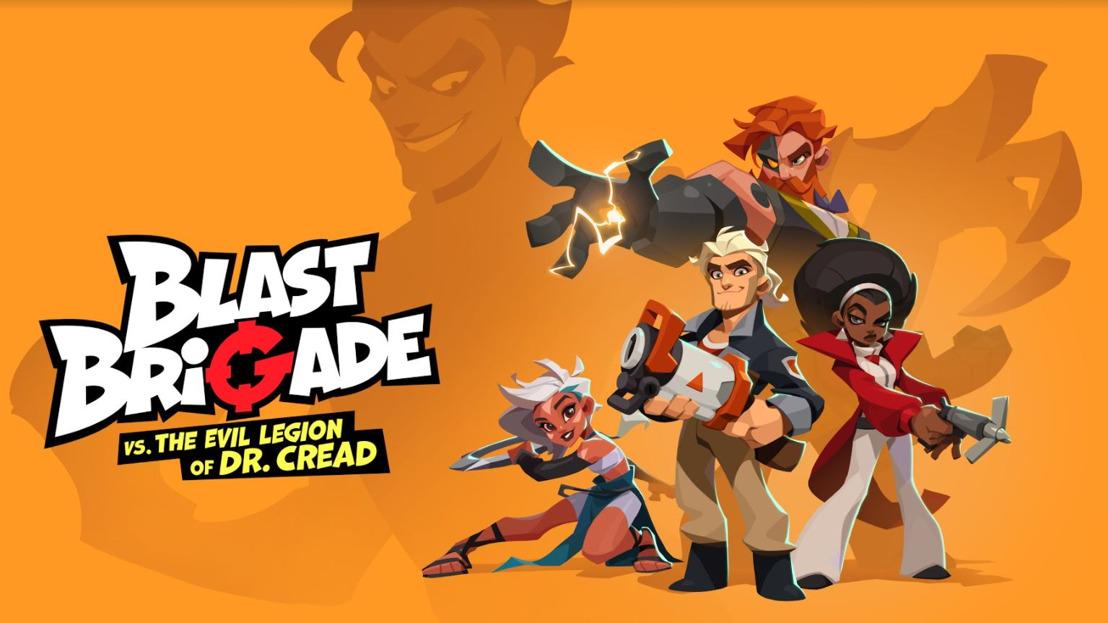 Mit Blast Brigade erscheint ein explosives neues 2D-Action-Adventure für Konsolen und PC