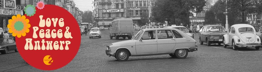 Love, Peace & Antwerp