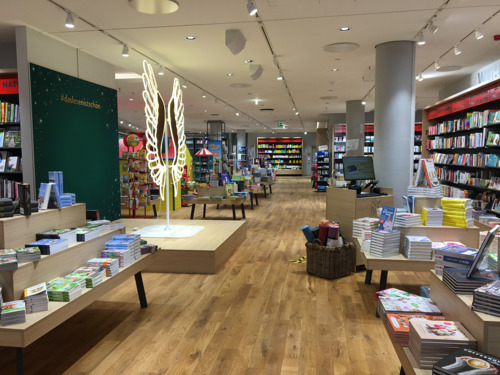 Neueröffnung in Wiesbaden: Hugendubel öffnet die Türen in der Kirchgasse 47