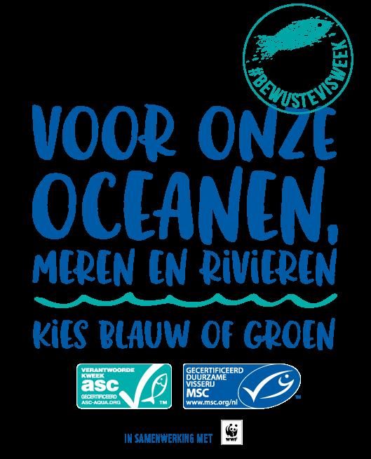 Logo Bewuste Visweek 2017