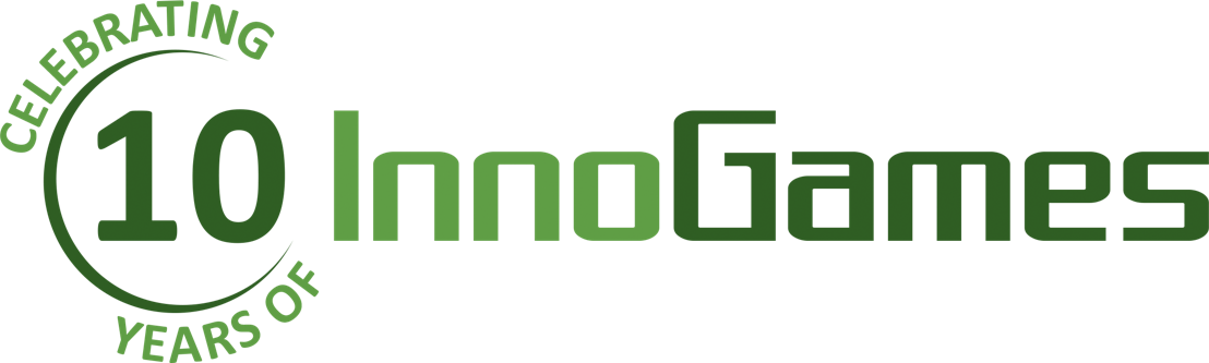 Logo: 10 years of InnoGames