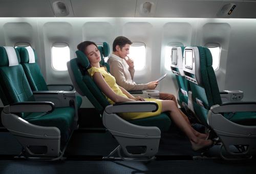 Cathay Pacific ab sofort einzige Airline mit Premium Economy Class von Deutschland nach Australien