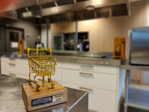 """Colruyt wint """"Ik ben meer dan mijn kassaticket Award"""" door gezonde voeding aantrekkelijk te maken voor kinderen"""