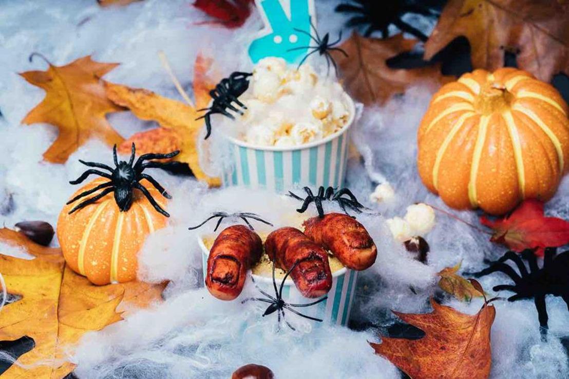 Griezelen met Halloween dankzij Deliveroo!