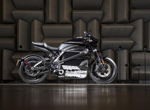Panasonic desarrolla tecnología de conectividad para LiveWire, la primera motocicleta eléctrica de Harley-Davidson